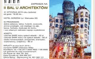 II Bal u Architektów