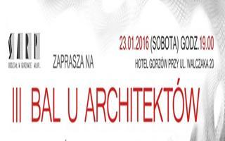 III Bal u Architektów